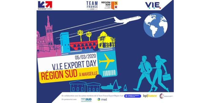 V.I.E EXPORT DAY
