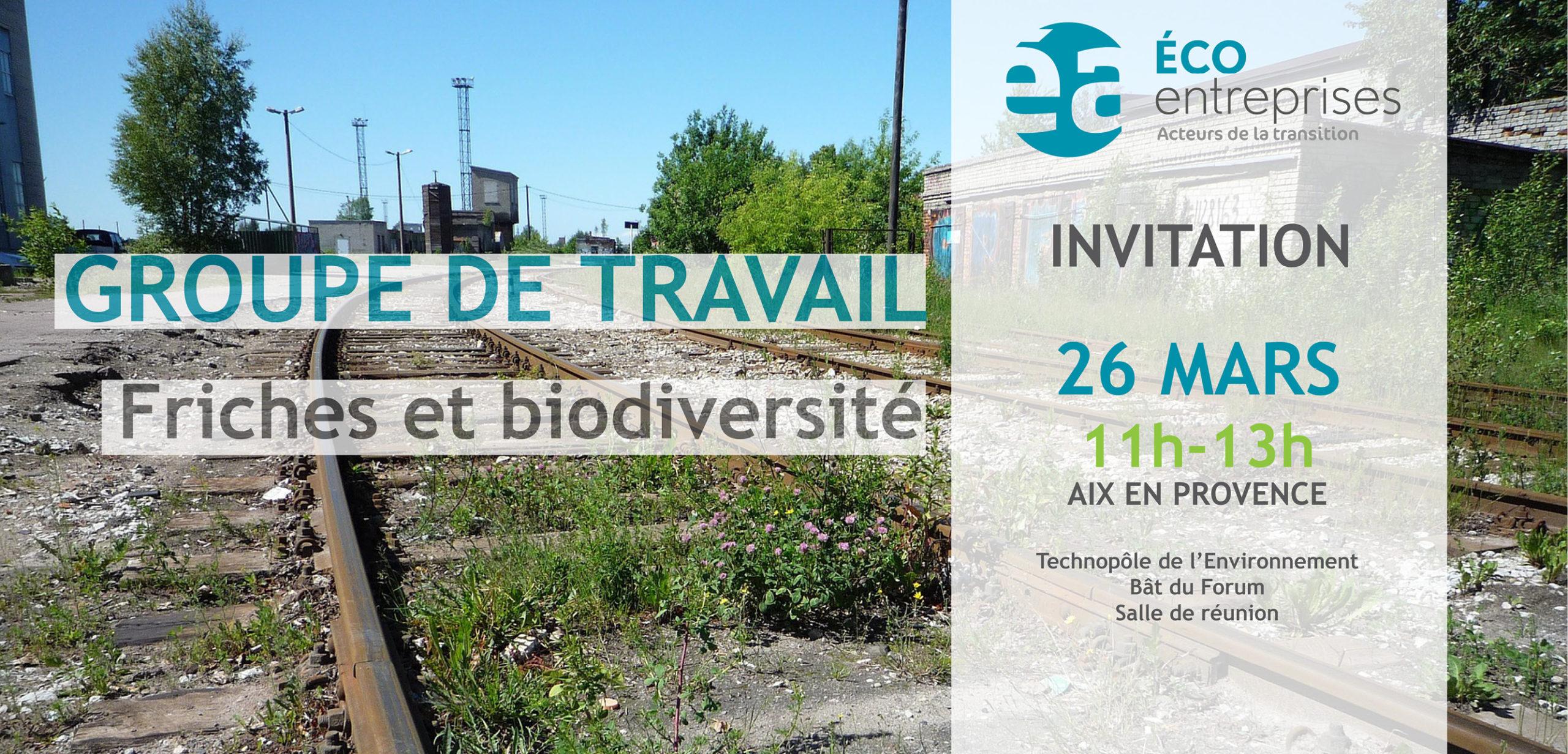 GT Friches & Biodiversité
