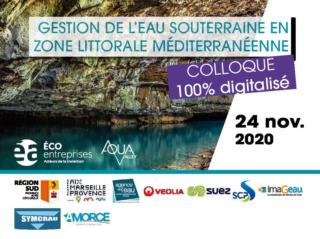 [COLLOQUE] La gestion des eaux souterraines en zone littorale méditerranéenne