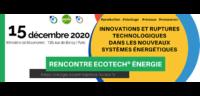 Rencontre ecotech energie