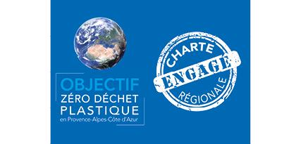 Signez la charte régionale Zéro Déchet Plastique