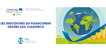 Les Rencontres du financement dédiées aux CleanTech