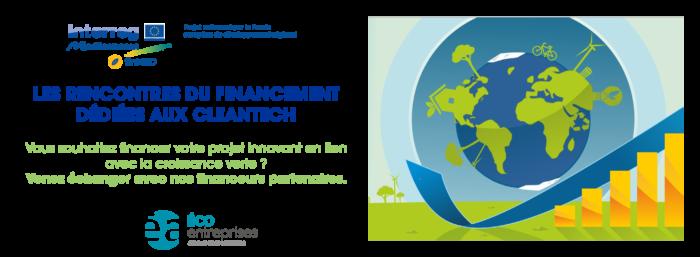 Retour sur les Rencontres du Financement dédiées aux CleanTech