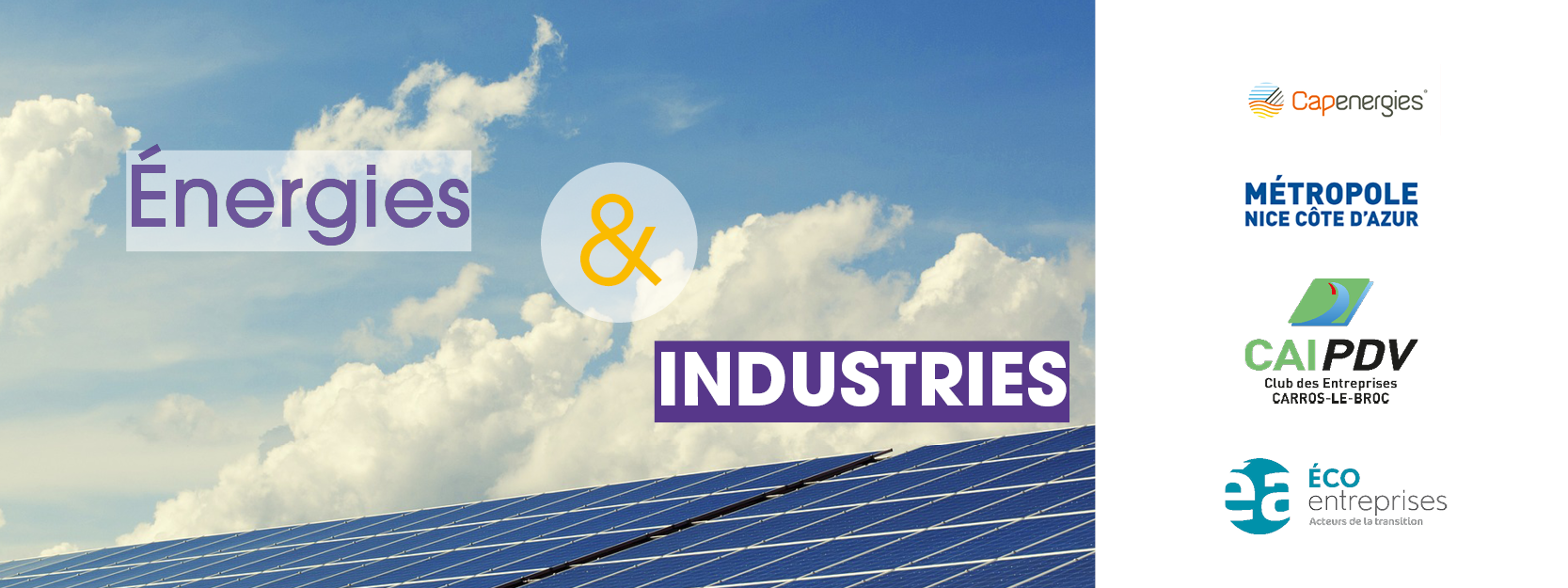 GT Energies & Industries : Atelier Systèmes de Contrôle et Gestion de l'Energie