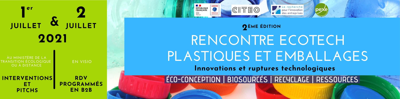 Rencontres plastiques & emballages: Appel à contributions