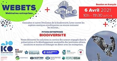 Webets #3 – Biodiversité – ICO Solutions