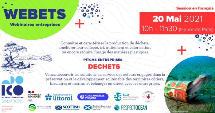 Webets  – Déchets – ICO Solutions