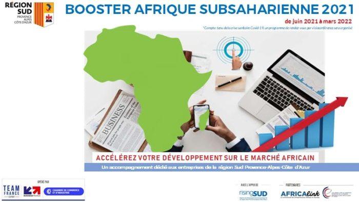 [VEILLE] Appel à manifestation d'intérêt :  Programme Booster Afrique Subsaharienne 2021