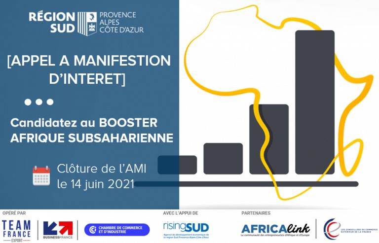 Accélérez votre développement sur le marché africain !